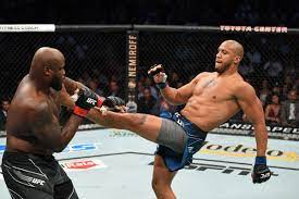 Derrick Lewis vs. Ciryl Gane full fight video highlights - MMA Fighting