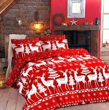 tree stage print pillowcase set duvet cover set