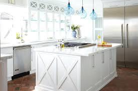 beach pendant light kitchen ideas mercury glass pendant light kitchen beach with glam blue con inspirational