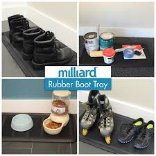 Martha Stewart Boot Tray Amazoncom Milliard Large Rubber Boot Tray Or Mudroom Doormat