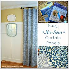 Diy No Sew Curtains 20 Awesome Inspirations For Crafting Diy Curtains All By Yourself