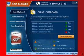 Remove Junk Cleaner Removal Guide Sep 2017 Update