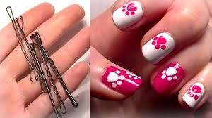 cute-easy-summer-nails-nail-art-designs-for-beginners-at-home ...