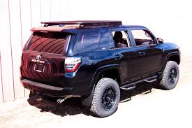 New Product! Toyota 4Runner Platform Roof Rack | Warrior Products