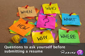 Questions to Ask Yourself as You Write Your Novel Project Management Courses  PMI accredited Training Image titled Make a Resume Step