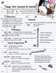 Examples Of Best Resumes Simple Resume Designs Best Creative Resume Design Infographics Sep 48 WG
