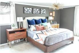 Navy Grey Bedroom Coral And Grey Bedroom Love This Bedroom Color Scheme Navy  Coral Light Turquoise