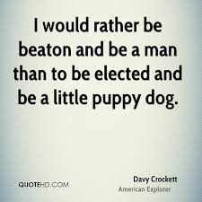 Davy Crockett Quotes Amazing Davy Crockett Quotes QuoteHD