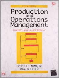 production and operations management concepts models and behavior production and operations management concepts models and ronald j ebert