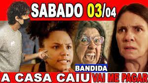 Amor de Mãe Capitulo de Hoje 03/04/21 Sábado - Amor de Mãe Hoje - YouTube