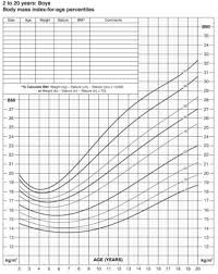 Bmi Chart Child Chapter 3 Weight Management
