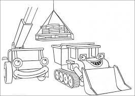 Small Picture Bob The Builder Colouring Pages Coloring Pages Part 3