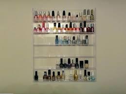nail polish rack diy nail polish rack clear acrylic nail polish table display rack acrylic nail nail polish rack diy