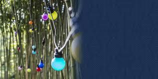 La Case De Cousin Paul Koop Light Garland Ball Ball Armatuur