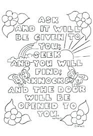 Free Printable Bible Coloring Pages with Scriptures Unique Bible ...