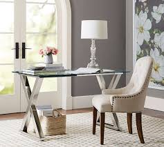 metal desks for office. Ava Metal Desk | Pottery Barn 52\ Desks For Office D