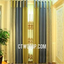 photo 6 of 9 lovely gold linen curtains 6 ctwotop curtains