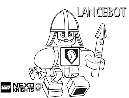 Robot Coloring Pages Beautiful Photos Lego Nexo Knights Coloring