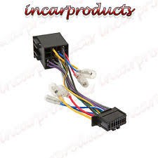save use a universal wiring harness on your project pioneer 16 pin iso wiring harness connector adaptor car stereo radio loom pi100