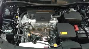 2013 Toyota Camry LE - 2AR-FE 2.5L I4 Engine Idling After Oil ...