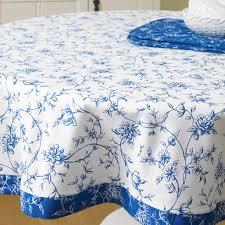 the most lauras beau exclusive design fleur 58 147 cm round cotton throughout fl round tablecloth decor