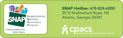 Snap Food Stamps Cpacs