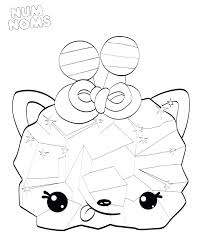 Get Coloring Pages Num Noms Master Coloring Pages