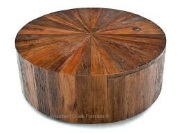 solid oak coffee tables impressive beautiful solid wood round coffee table round wood coffee table throughout