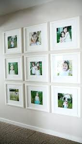 wall picture framing ideas best picture frame walls ideas on picture framing with regard to photo