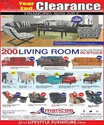 Furniture Warehouse Weekly Ad Circular