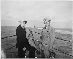 James Byrnes and Harry Truman