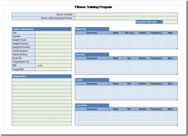 Microsoft Office 2010 Templates Plan Workouts And Keep Track Of Weight Loss With Microsoft Office