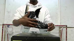 Reebok Hockey Skates Size Chart Reebok 20k Ice Hockey Skates Review