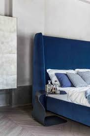 Bedroom  Best Calm Color Simple Headboards Double Bed Plus Soft Headboards Double Bed