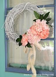 easy diy summer fl wreath