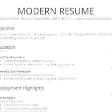 Google Resume Top Google Resume Templates Word 100 Free Minimalist Professional 65
