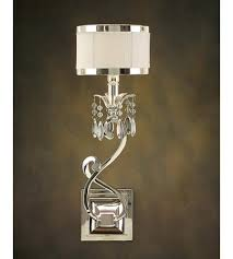 john richard lighting. john richard ajc8458 lombard 1 light 7 inch plated wall sconce lighting