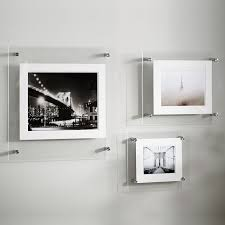 2018 wall mounting picture frames customised frame acrylic gallery frames