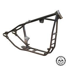 paughco hardtail rigid sportster 86 03 no rake no stretch
