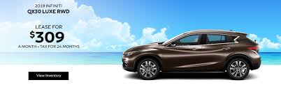 qx30 luxe lease for 309