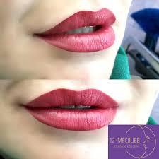 перманентный макияж губ в спб цены салона красоты 12 месяцев