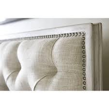 Oyster Bay Bedroom Furniture Lexington Oyster Bay Sag Harbor Tufted Upholstered Panel Headboard
