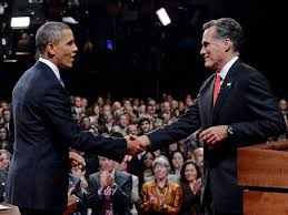 Obama Vs. Romney – Townhall Debate