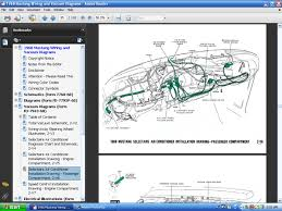 fordmanuals com 1968 colorized mustang wiring diagrams ebook screenshot 1968 colorized mustang wiring diagrams
