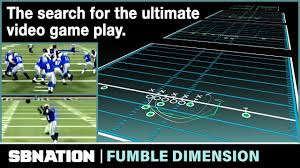 Nfl Coaches Play Chart We Made The Best Nfl Play Ever For The Worst Nfl Team Ever Fumble Dimension