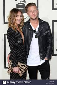 ryan tedder and wife. Simple And 58th Annual GRAMMY Awards 2016  Arrivals Held At The Staples Center  Featuring Ryan Tedder Inside And Wife A