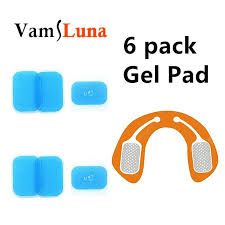 6pcs lot Hip Trainer Replacement Gel Replacement Sheet Buttock ...