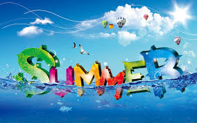 Summer Powerpoint Templates Rendered Summer Backgrounds For Powerpoint Abstract And