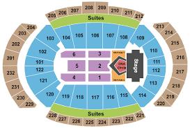 Sprint Center Detailed Seating Chart Sprint Center Kansas City Missouri Seating Chart Sprint