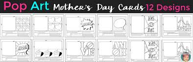 Mothers Day Card Template New Mother's Day Cards